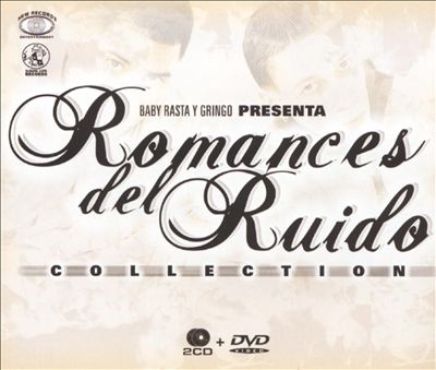 Romances Del Ruido Collection [CD & DVD]