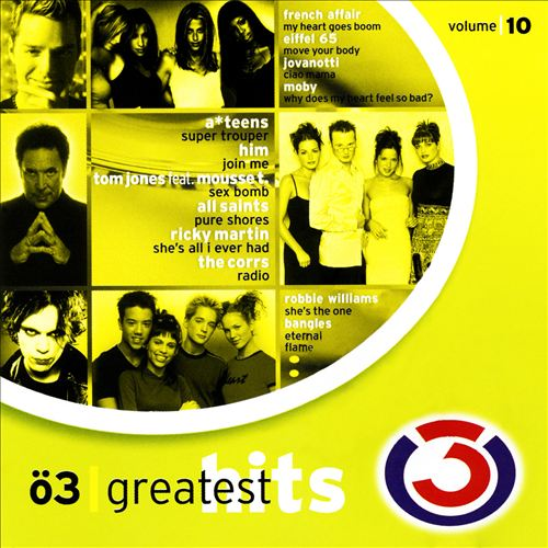 Ö3 Greatest Hits, Vol. 10