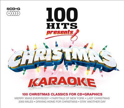 100 Hits: Christmas Karaoke