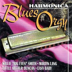 Harmonica Blues Orgy