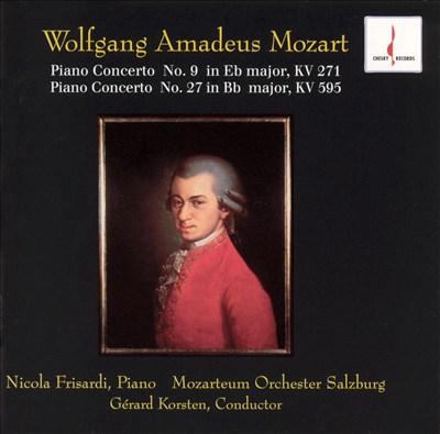 Mozart: Piano Concerto No. 9; Piano Concerto No. 27