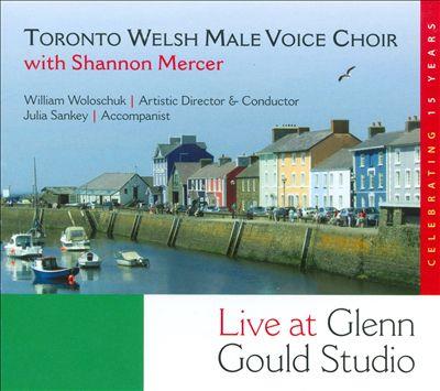 Live at Glenn Gould Studio