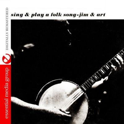 Jim & Art Sing and Play a Folk Song