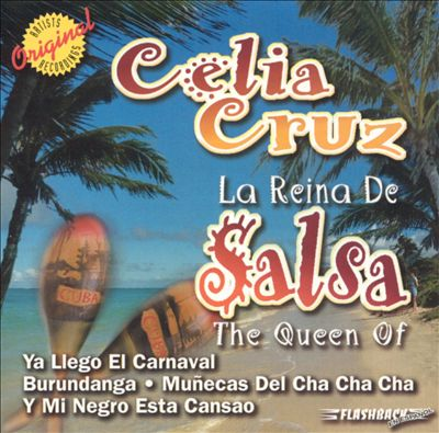 "The Reina De Salsa ""The Queen Of Salsa"""