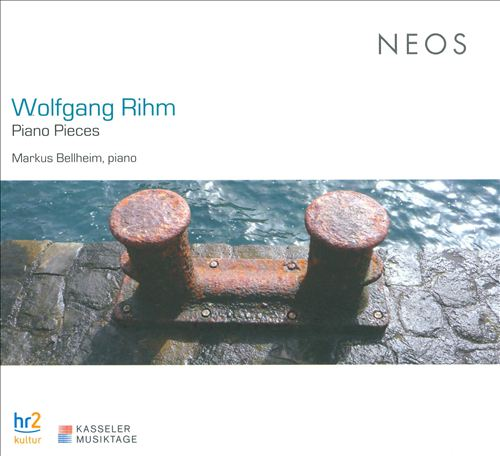 Wolfgang Rihm: Piano Pieces