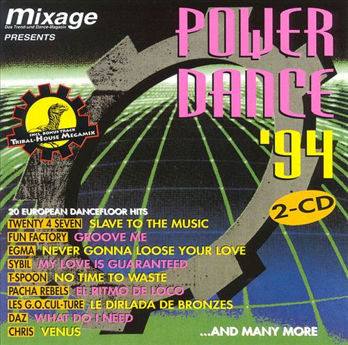 Power Dance '94