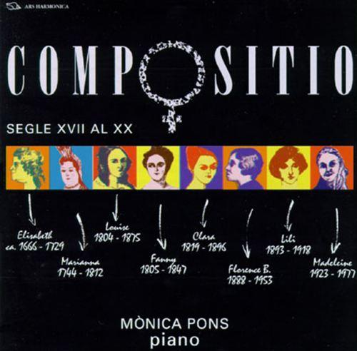 Compositio: Piano Music for Women Composers
