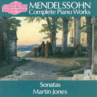Mendelssohn: Sonatas