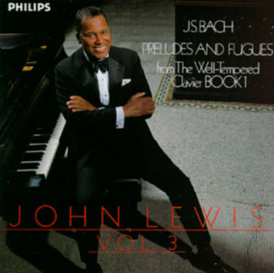 Bach: Preludes and Fugues, Vol. 3 (Well-Tempered Clavier)