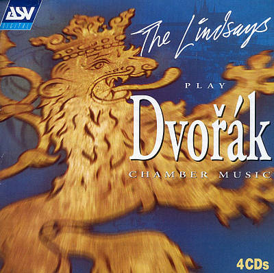 The Lindsays play Dvorak Chamber Music