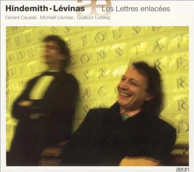 Hindemith: Les Lettres Enlacées