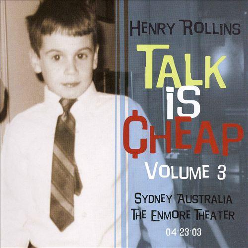 Talk Is Cheap, Vol. 3