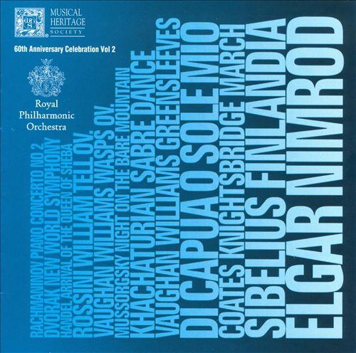Royal Philharmonic Orchestra 60th Anniversary Celebration, Vol. 2