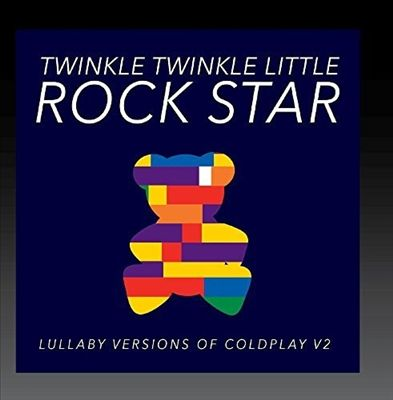 Lullaby Versions of Coldplay, Vol. 2