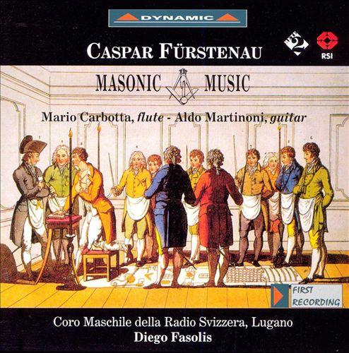 Caspar Fürstenau: Masonic Music