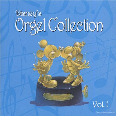 Disney's Orgel Collection, Vol. 1
