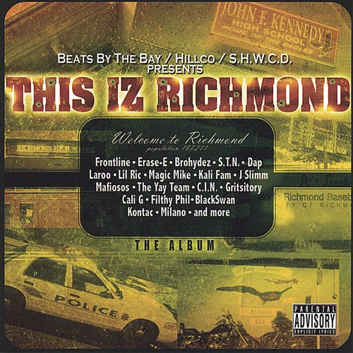 This Iz Richmond the Album