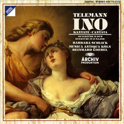 "Telemann: ""Ino"" Cantata & Orchestral Suite in D major"