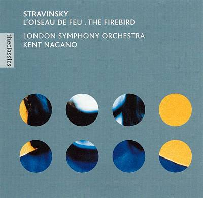 Stravinsky: Symphonies of Wind Instruments; The Firebird (Original Versions)