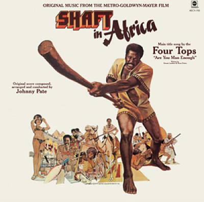 Shaft in Africa [Soundtrack]