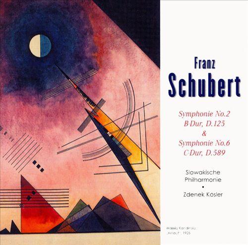 Schubert: Symphonies 2 & 6