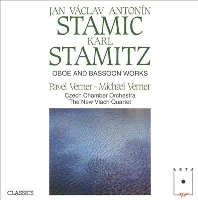 Jan Vaclav Antonin Stamic, Karl Stamitz: Oboe and bassoon Works