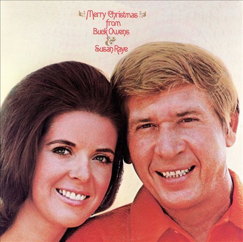 Merry Christmas from Buck Owens & Susan Raye