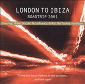 London to Ibiza: Roadtrip 2001