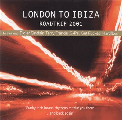 London to Ibiza: Roadtrip 2001