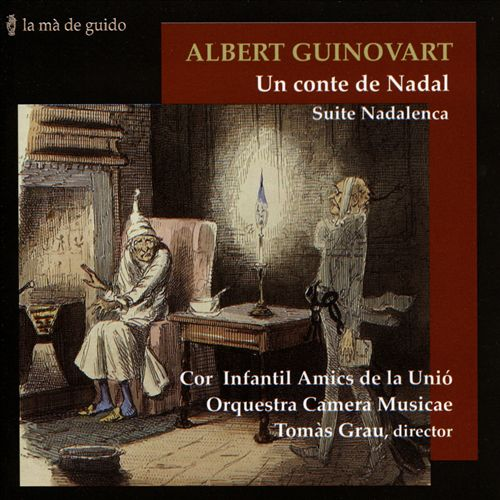 Albert Guinovart: Suite Nadalenca