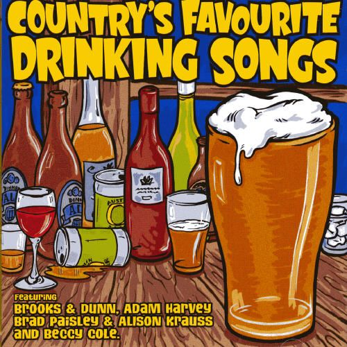 Country's Favourite Drinking Songs [ABC Music]