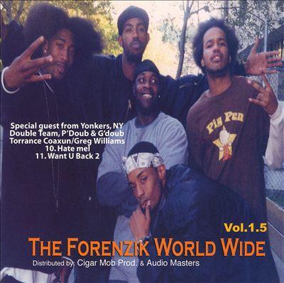 Freestyle Album, Vol. 1.5