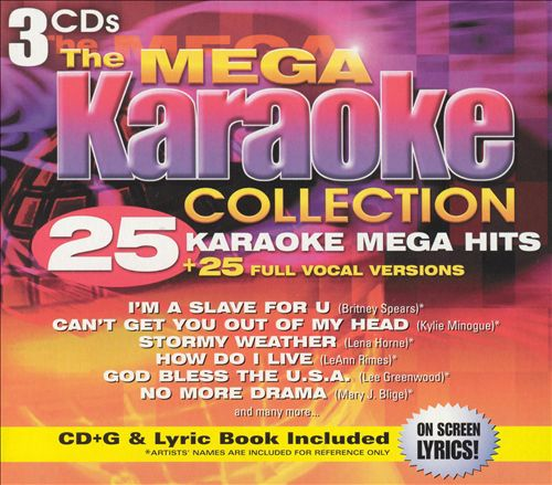 The Mega Karaoke Collection
