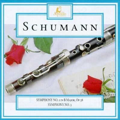 Schumann: Symphony Nos. 1 & 3