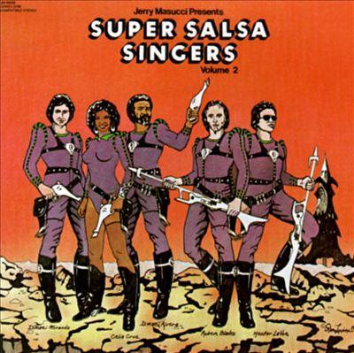 Super Salsa Greats, Vol. 3