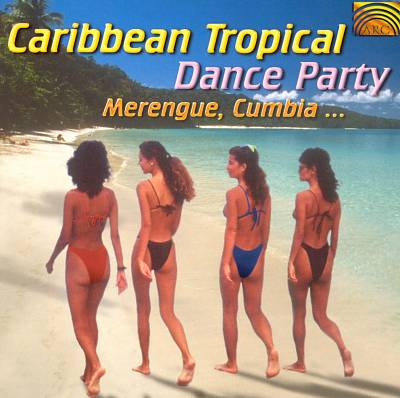 Caribbean Tropical Dance Party: Merengue/Cumbia