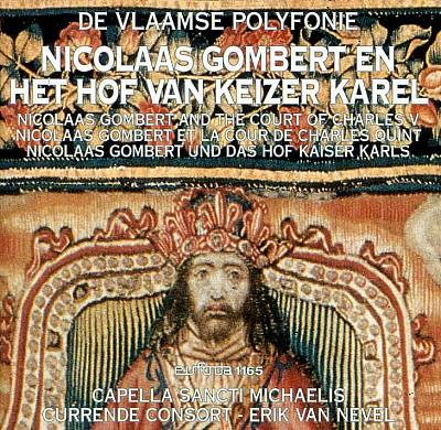 Nicolaas Gombert en het Hof van Kaizer Karel