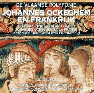 Johannes Ockeghem and France