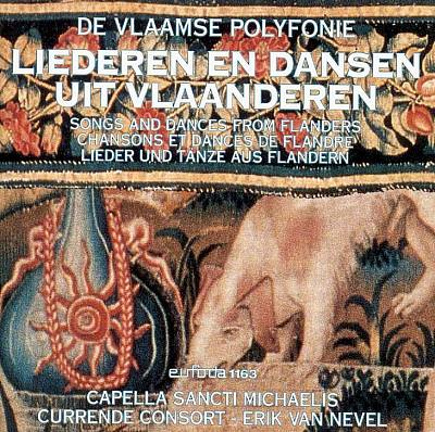 Songs and Dances from Flanders