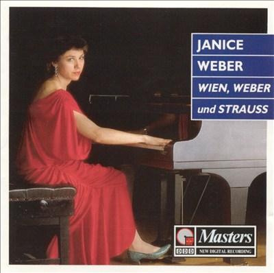 Janice Weber: Wien, Weber und Strauss