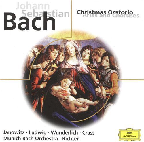 Bach: Weihnachtsoratorium Arien und Chöre