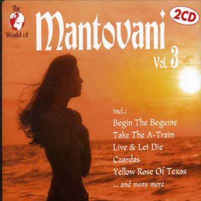 The World of Mantovani, Vol. 3