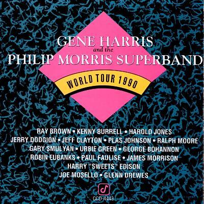 World Tour 1990