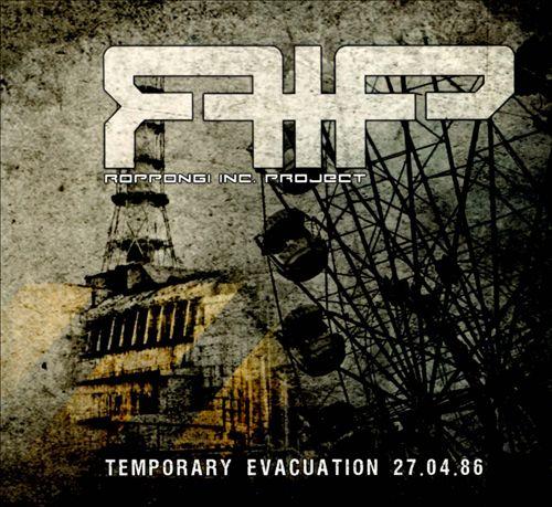 Temporary Evacuation 27.04.86