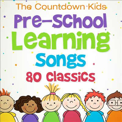 Pre-School Learning Songs: 80 Classics