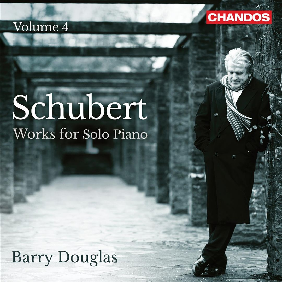 Schubert: Works for Solo Piano, Vol. 4