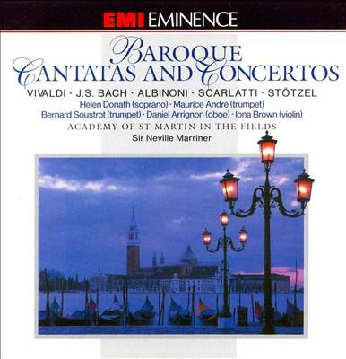 Baroque Cantatas and Concertos