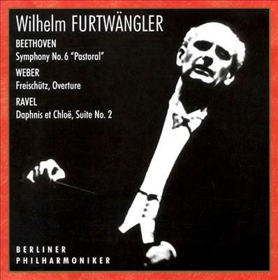Furtwängler performs Weber, Beethoven and Ravel