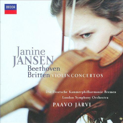 Beethoven, Britten: Violin Concertos