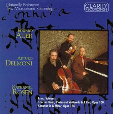 Schubert: Op. Nos. 100 & 134
